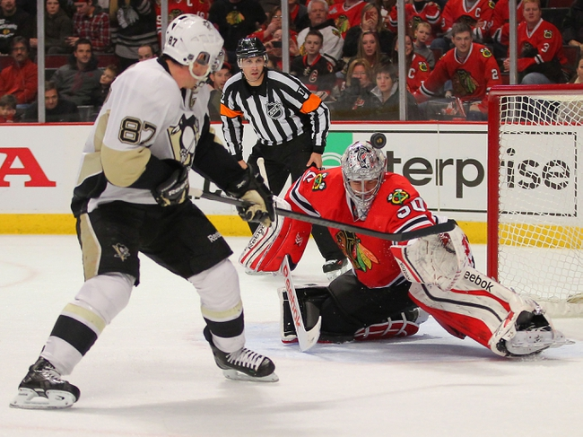 Penguins vs. Blackhawks - 1/5/16 NHL Pick, Odds, and Prediction