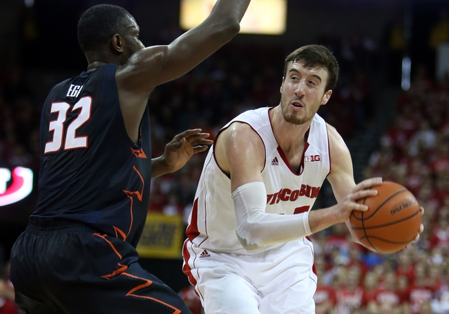 Wisconsin vs. Minnesota - 2/21/15 College Basketball Pick, Odds, and Prediction