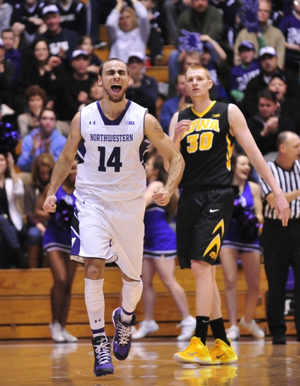 Minnesota Golden Gophers vs. Northwestern Wildcats - 2/18/15 College Basketball Pick, Odds, and Prediction