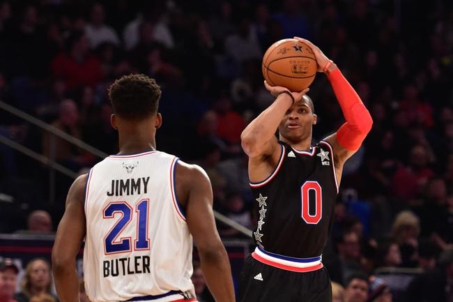 Chicago Bulls vs. Oklahoma City Thunder - 3/5/15 NBA Pick, Odds, and Prediction