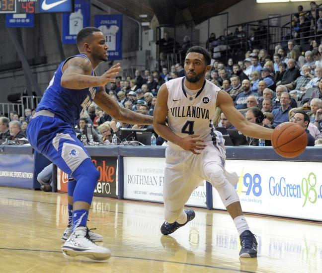 Marquette Golden Eagles vs. Villanova Wildcats - 2/21/15 College Basketball Pick, Odds, and Prediction