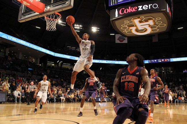 Clemson vs. Georgia Tech - 2/28/15 College Basketball Pick, Odds, and Prediction