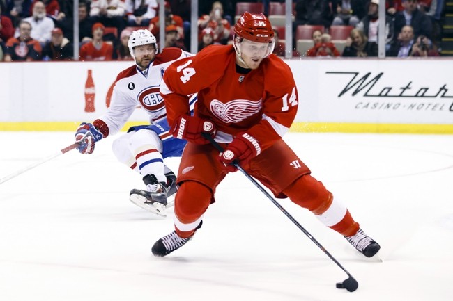 Canadiens vs. Red Wings - 4/9/15 NHL Pick, Odds, and Prediction