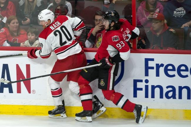 Hurricanes vs. Senators - 3/17/15 NHL Pick, Odds, and Prediction