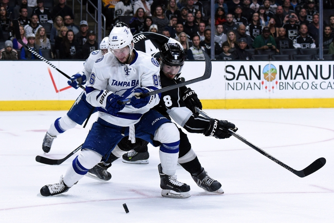Tampa Bay Lightning vs. Los Angeles Kings - 11/25/15 NHL Pick, Odds, and Prediction