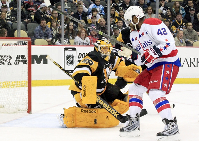 Washington Capitals vs. Pittsburgh Penguins - 2/25/15 NHL Pick, Odds, and Prediction