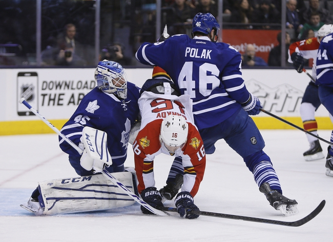 Panthers vs. Maple Leafs - 3/3/15 NHL Pick, Odds, and Prediction