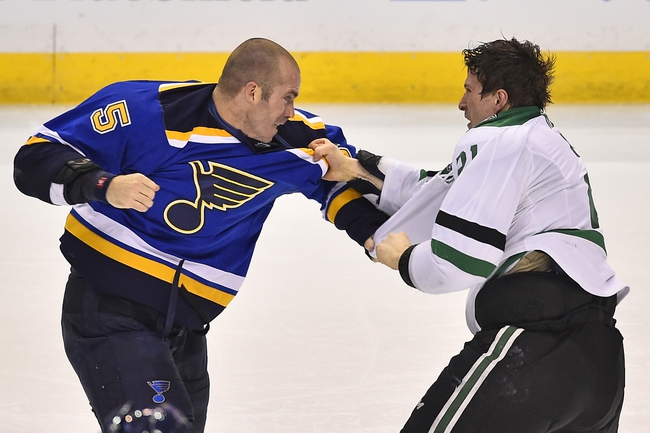 Stars vs. Blues - 3/15/15 NHL Pick, Odds, and Prediction