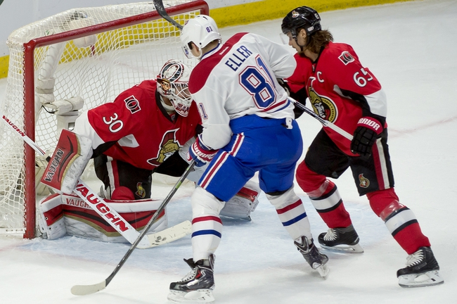Canadiens vs. Senators - 3/12/15 NHL Pick, Odds, and Prediction