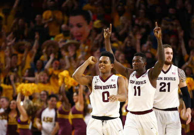 Arizona State vs. USC - 2/22/15 College Basketball Pick, Odds, and Prediction