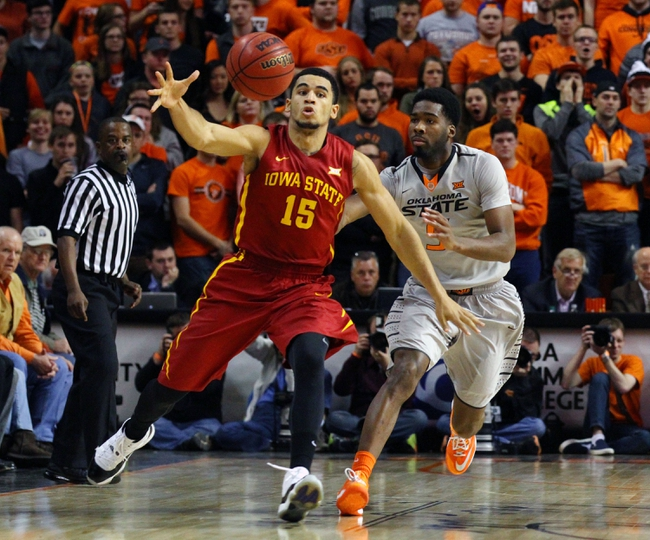 Iowa State Cyclones vs. Baylor Bears - 2/25/15 College Basketball Pick, Odds, and Prediction