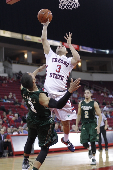 MWC Quarterfinal-Colorado State Rams vs. Fresno State Bulldogs - 3/12/15 College Basketball Pick, Odds, and Prediction