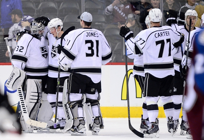 Colorado Avalanche vs. Los Angeles Kings - 3/10/15 NHL Pick, Odds, and Prediction