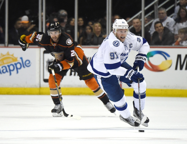 Tampa Bay Lightning vs. Anaheim Ducks - 11/21/15 NHL Pick, Odds, and Prediction