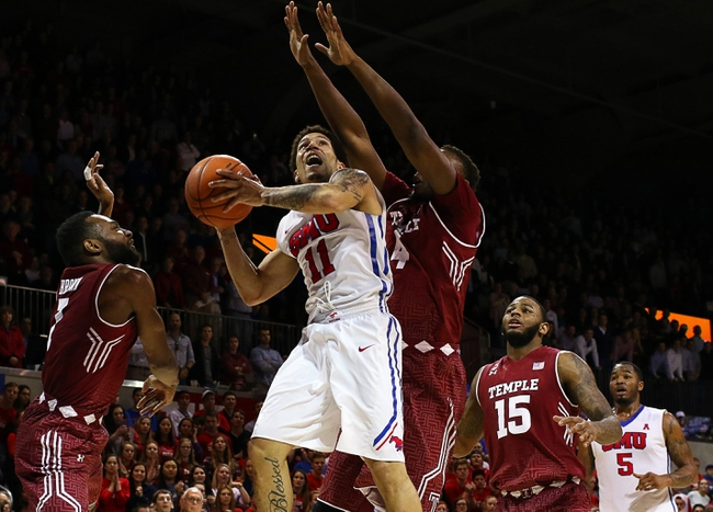 Southern Methodist Mustangs vs. Tulsa Golden Hurricane - 3/8/15 College Basketball Pick, Odds, and Prediction
