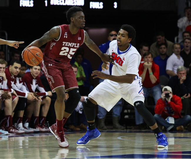 Tulsa Golden Hurricane vs. Temple Owls - 2/22/15 College Basketball Pick, Odds, and Prediction