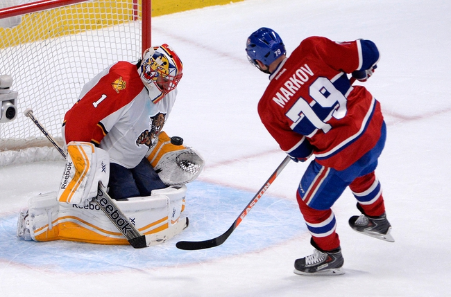 Florida Panthers vs. Montreal Canadiens - 3/17/15 NHL Pick, Odds, and Prediction