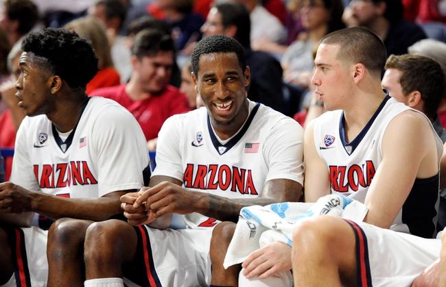 Arizona vs. UCLA - 2/21/15 College Basketball Pick, Odds, and Prediction