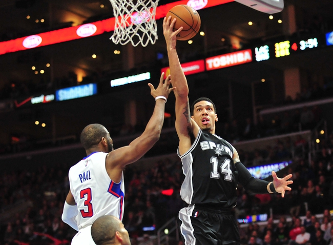 Los Angeles Clippers vs. San Antonio Spurs - 4/19/15 NBA Pick, Odds, and Prediction