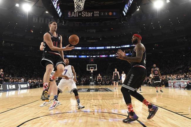 Raptors vs. Warriors - 2/27/15 NBA Pick, Odds, and Prediction