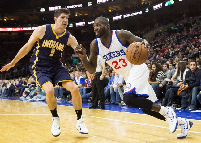 Indiana Pacers vs. Philadelphia 76ers - 3/1/15 NBA Pick, Odds, and Prediction