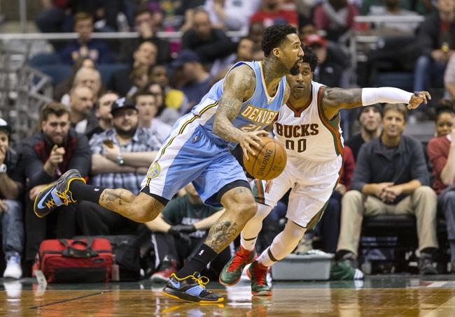 Denver Nuggets vs. Milwaukee Bucks - 3/3/15 NBA Pick, Odds, and Prediction
