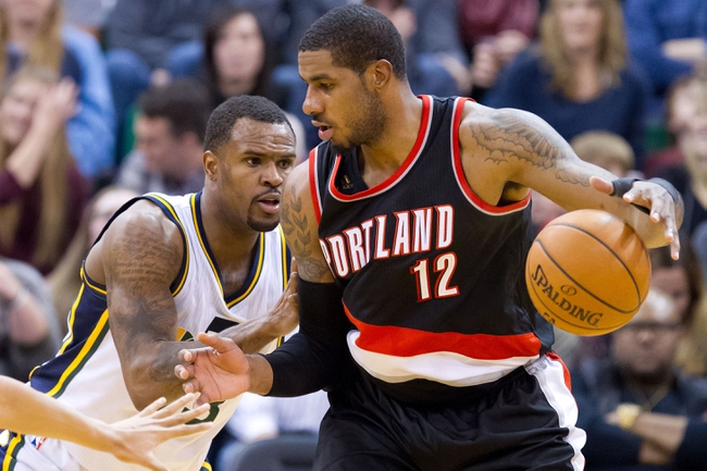 Jazz vs. Trail Blazers - 3/25/15 NBA Pick, Odds, and Prediction