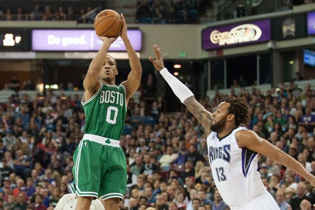 Celtics vs. Kings - 2/7/16 NBA Pick, Odds, and Prediction