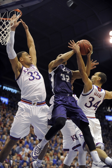 Kansas vs. TCU - Big 12 Championship - 3/12/15 Pick, Odds, and Prediction