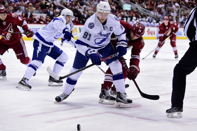 Lightning vs. Coyotes - 2/23/16 NHL Pick, Odds, and Prediction