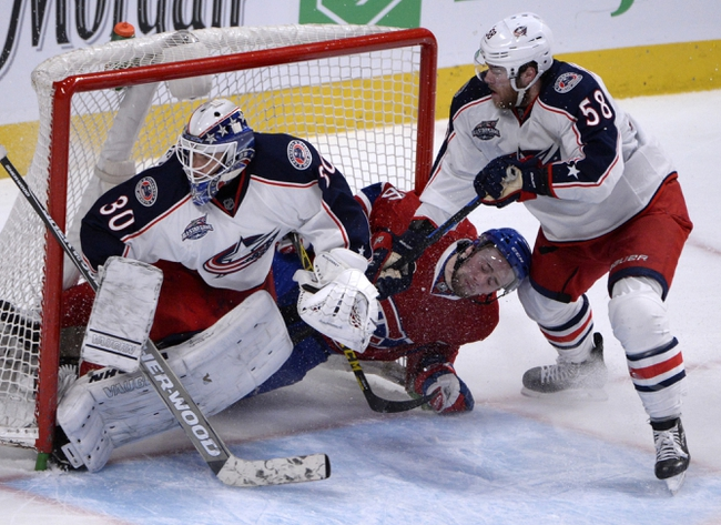 Blue Jackets vs. Canadiens - 2/26/15 NHL Pick, Odds, and Prediction