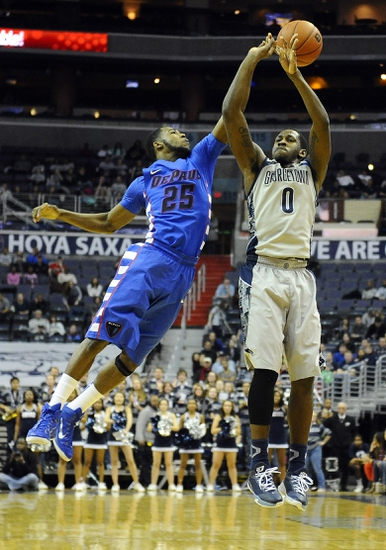 St. John's Red Storm vs. Georgetown Hoyas - 2/28/15 College Basketball Pick, Odds, and Prediction