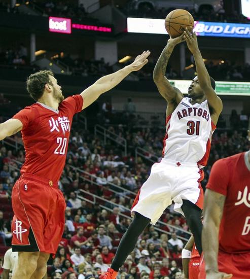 Toronto Raptors vs. Houston Rockets - 3/30/15 NBA Pick, Odds, and Prediction