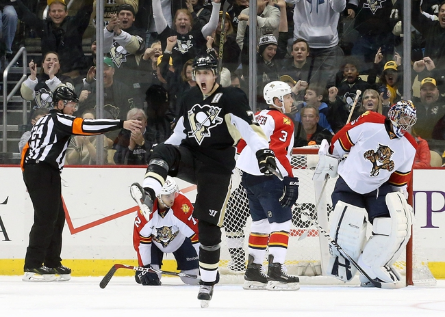Panthers at Penguins - 10/20/15 NHL Pick, Odds, and Prediction