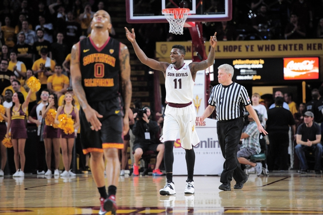 Arizona State vs. USC Pac-12 Tournament - 3/11/15 College Basketball Pick, Odds, and Prediction