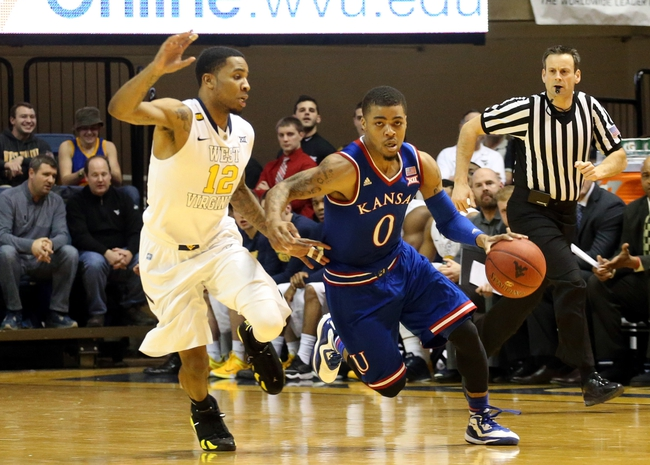 Kansas vs. West Virginia - 3/3/15 College Basketball Pick, Odds, and Prediction