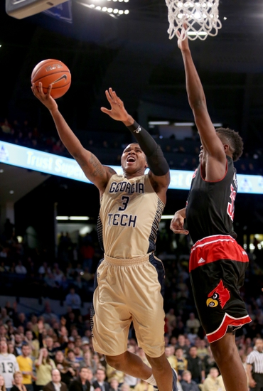 Georgia Tech Yellow Jackets vs. Tennessee Volunteers - 11/16/15 College Basketball Pick, Odds, and Prediction