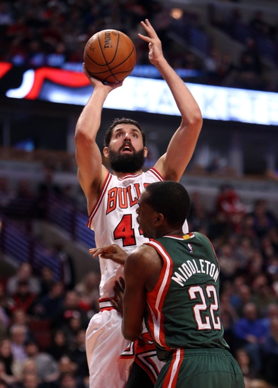 Milwaukee Bucks vs. Chicago Bulls - 4/1/15 NBA Pick, Odds, and Prediction