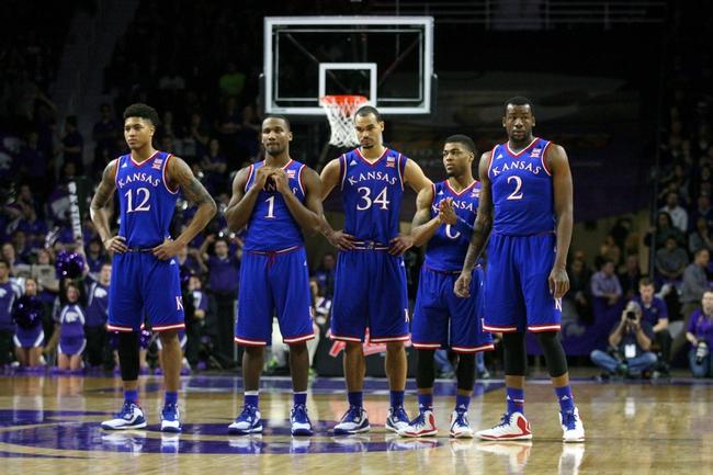 Kansas vs. Wichita State - 3/22/15 NCAA Tournament Pick, Odds, and Prediction