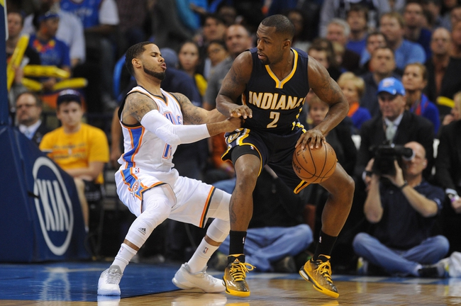 Thunder at Pacers - 4/12/15 NBA Pick, Odds, and Prediction