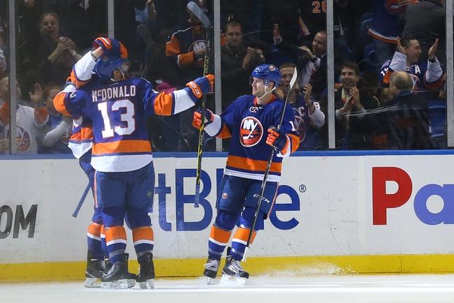 Arizona Coyotes vs. New York Islanders - 12/19/15 NHL Pick, Odds, and Prediction