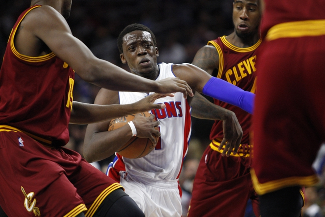Cavaliers vs. Pistons - 4/13/15 NBA Pick, Odds, and Prediction
