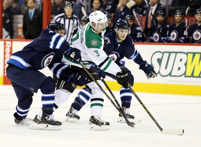 Dallas Stars vs. Winnipeg Jets - 11/12/15 NHL Pick, Odds, and Prediction