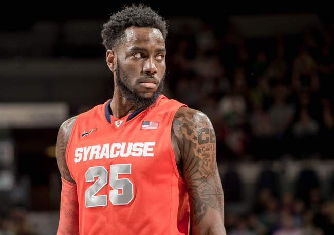 Syracuse vs. Virginia - 3/2/15 College Basketball Pick, Odds, and Prediction