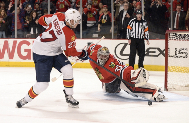 Florida Panthers vs. Chicago Blackhawks - 2/26/15 NHL Pick, Odds, and Prediction