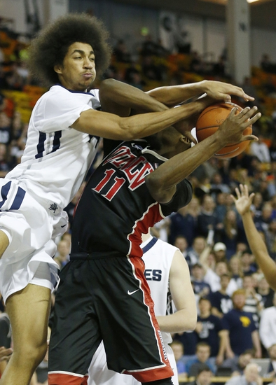 Utah State Aggies vs. UNLV Rebels - 1/19/16 College Basketball Pick, Odds, and Prediction