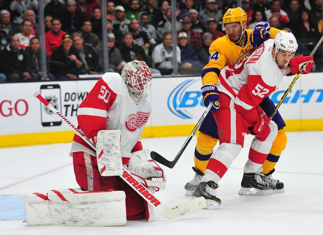 Detroit Red Wings vs. Los Angeles Kings - 11/20/15 NHL Pick, Odds, and Prediction