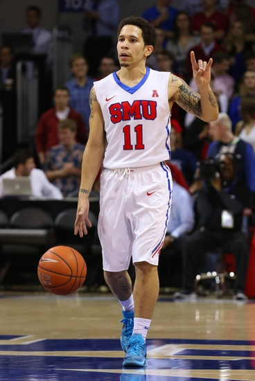 Memphis Tigers vs. SMU Mustangs - 2/26/15 College Basketball Pick, Odds, and Prediction