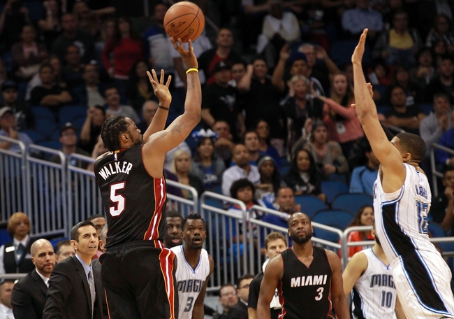 Heat vs. Magic - 4/13/15 NBA Pick, Odds, and Prediction