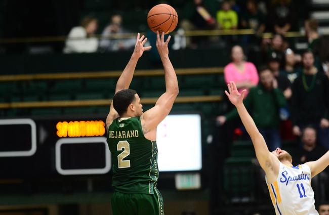 Colorado State vs. San Jose State - 1/27/16 College Basketball Pick, Odds, and Prediction